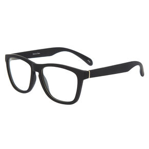 Retro Matte Frames - Black,
