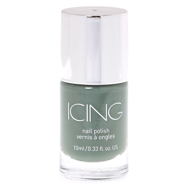 Sage Green Nail Polish,