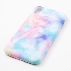 Pastel Tie Dye Protective Phone Case - Fits iPhone® XR,