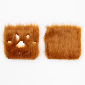 Floral Fox Dress Up Set - Tan, 3 Pack,