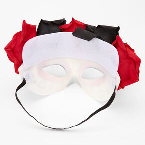 Day of the Dead Rose Halloween Face Mask,