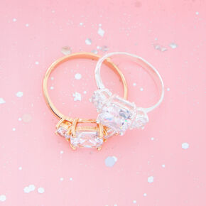 Royal Engagement Ring Set,