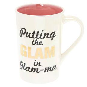 Glam-ma Ceramic Mug,