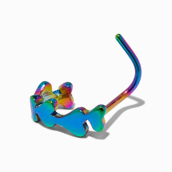Birthday Girl Tiara with Clear & Pink Rhinestones,