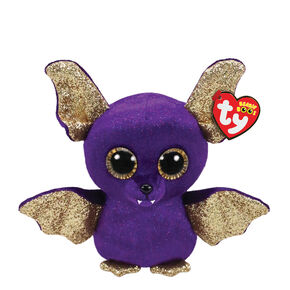 Ty Beanie Boo Small Count the Bat Plush Toy,
