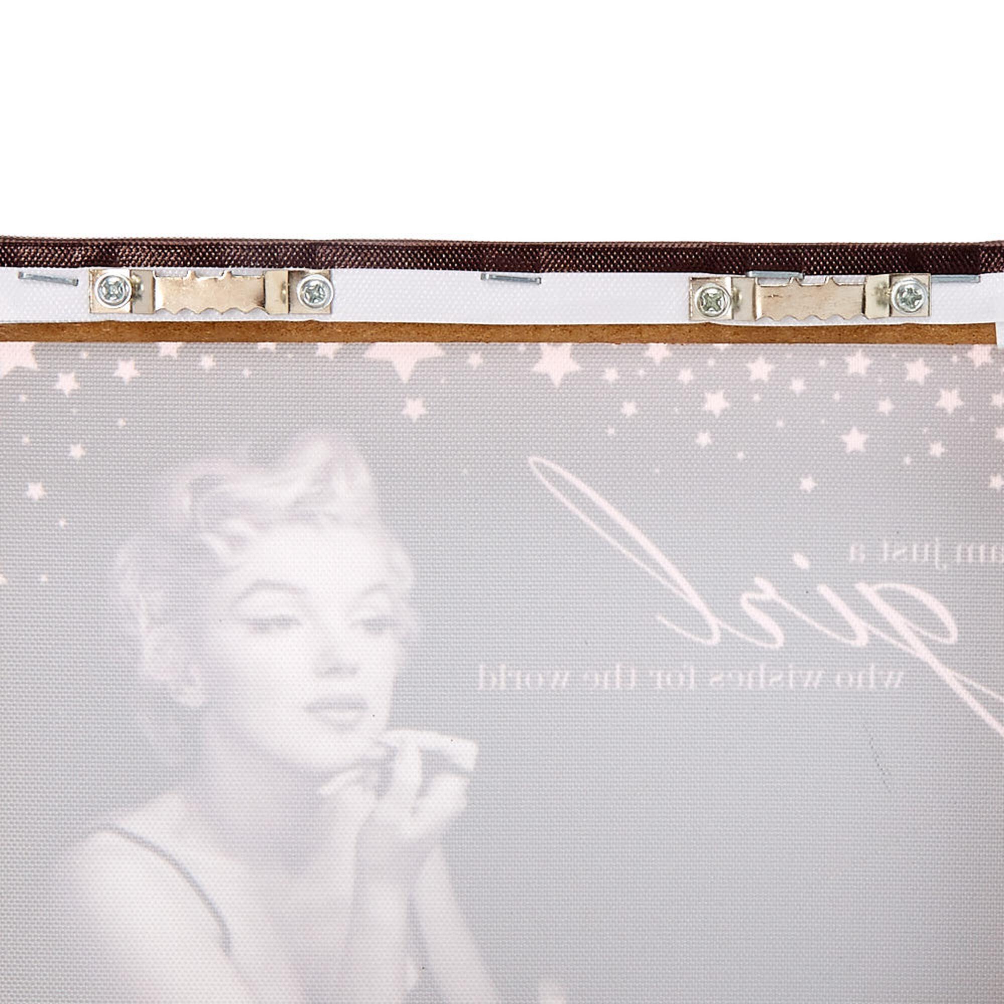 26eb8e768a ... Marilyn Monroe Just a Girl Wall Art