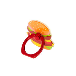 Hamburger Ring Stand - Orange,