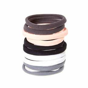 Ballet Rolled Hair Ties - 10 Pack,