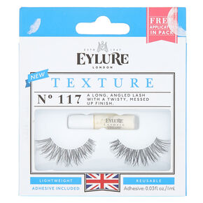 Eylure Texture No. 117 False Lashes,