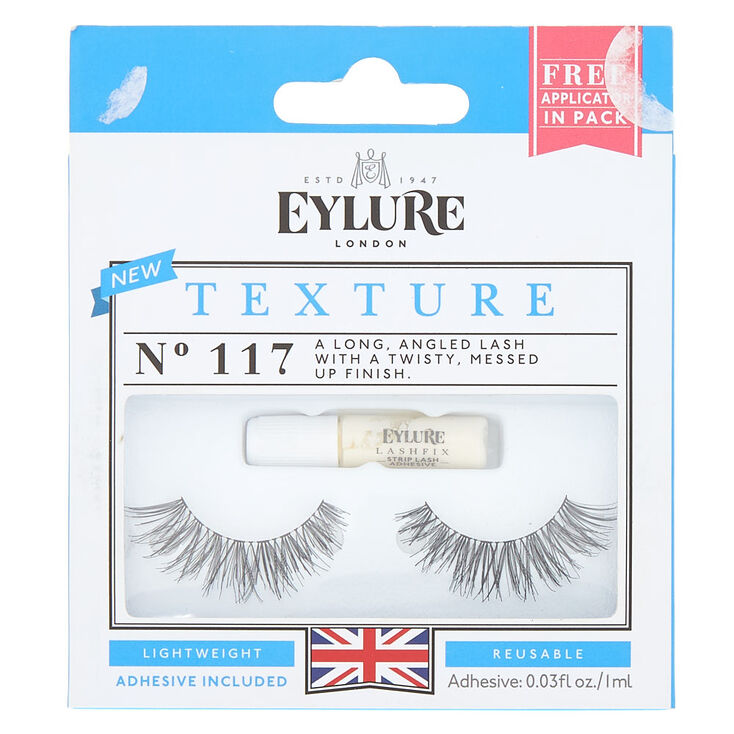 Eylure Texture No. 117 False Lashes,