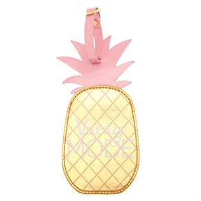 Vacay Mode Pineapple Luggage Tag,