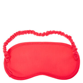 I Can't Adult Today Hot Pink Sleeping Mask,