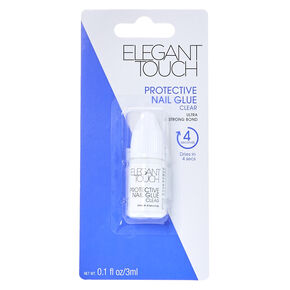 Elegant Touch Protective Nail Glue,