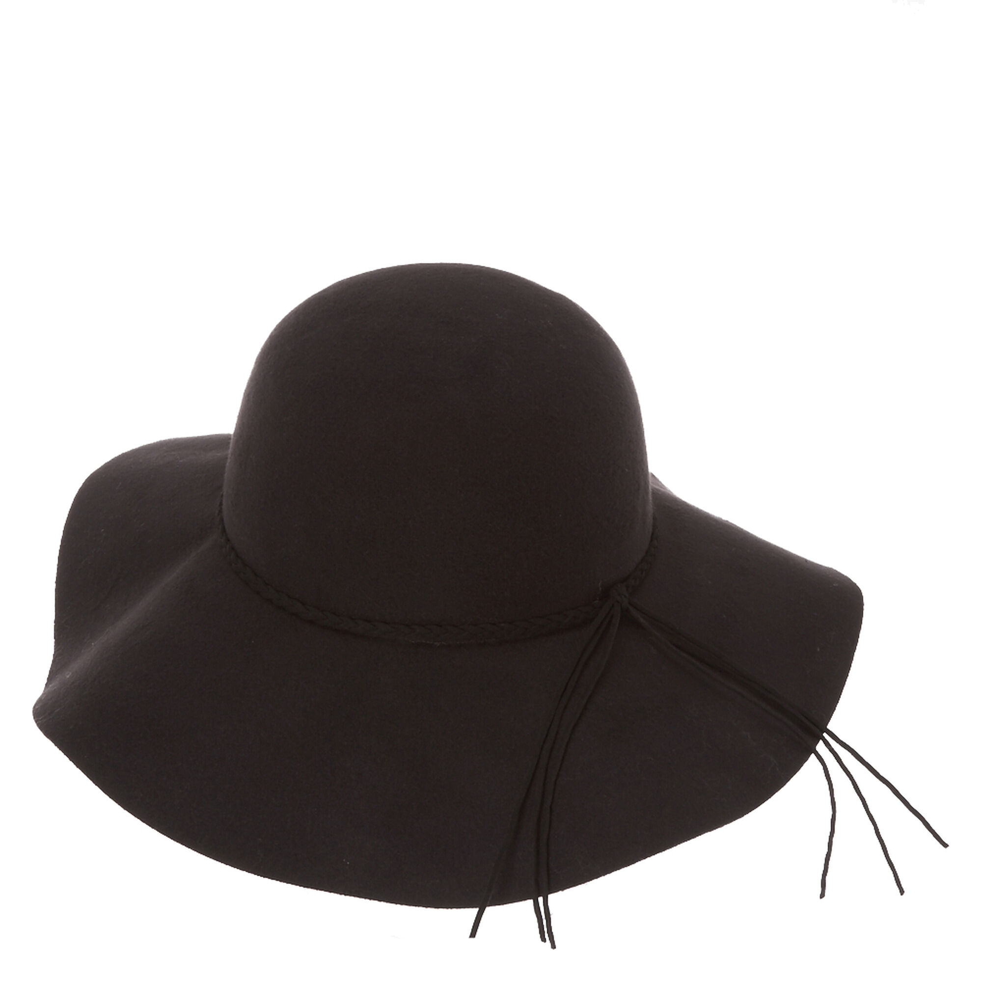 0d2a7cc5 Black Felt Floppy Hat | Icing US