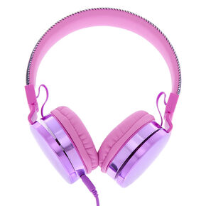 Galaxy Headphones - Purple,