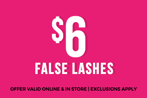 False Lashes $6