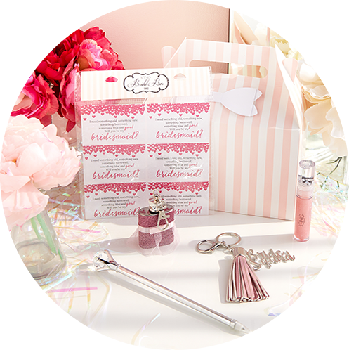 Bridesmaid Gift Set Box