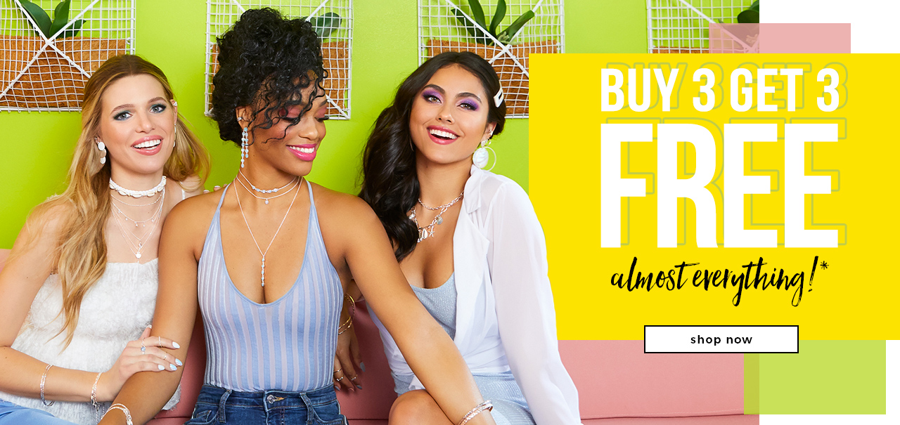 BUY 3 GET 3 FREE ALMOST EVERYTHING!*