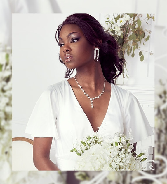 Shop bridal jewelry