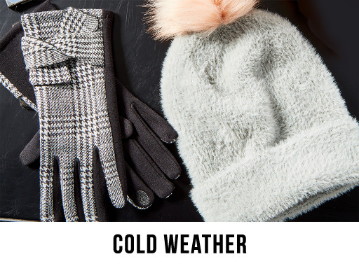Layer Up Cold Weather