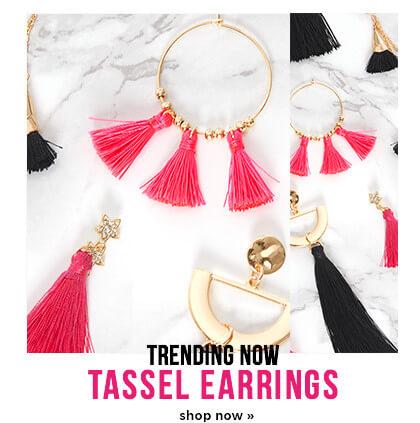 Trending Now: Tassels