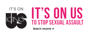 It's on us to stop sexual assault