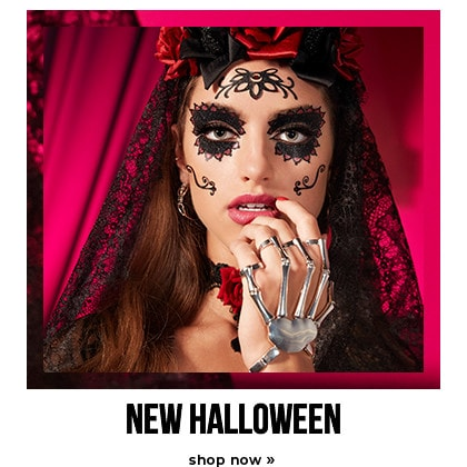 New Halloween - Shop Now