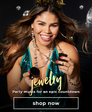 Shop jewelry to add some glam to your costume