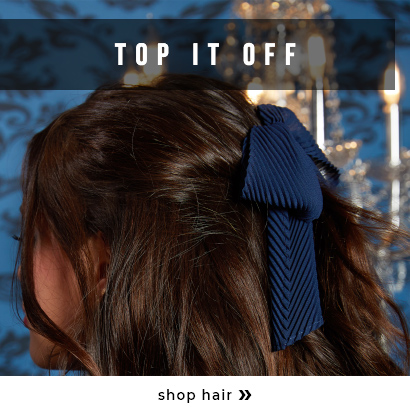 Top It Off with a Bow