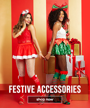 Festive Holiday Accessories