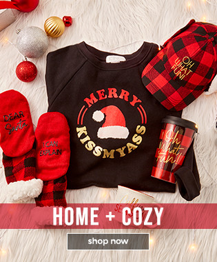Cozy and Home Gifting