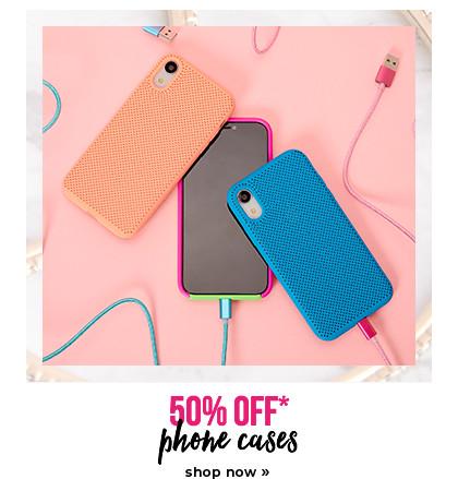 50% Off - Phone Cases
