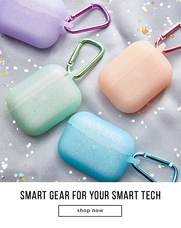 SMART GEAR FOR YOUR SMART TECH