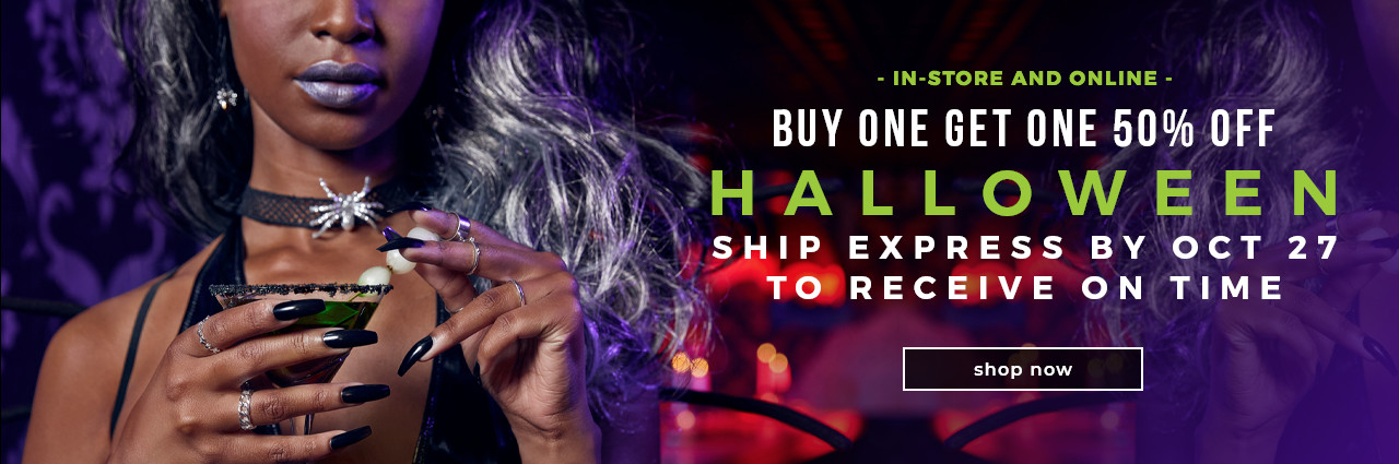 Ship Express by Oct 27 to receive on time