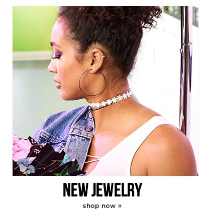 New Jewelry - Shop Now