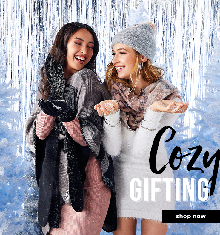 Get Cozy Styles to Warm Up With