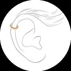 Ear Piercing Icing Us