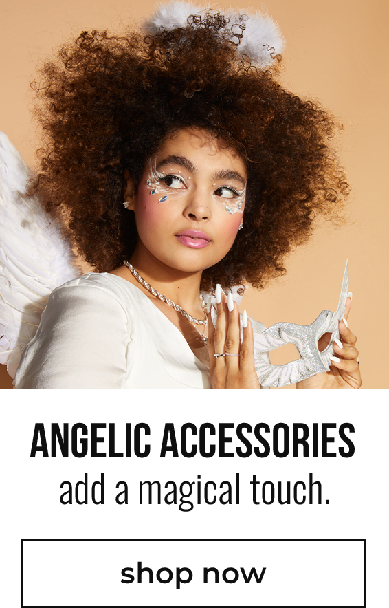 Adorable angel costumes add a magical touch.