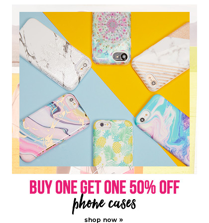 Buy One Get One 50% Off - Phone Cases
