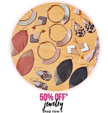 50% Off - Jewelry