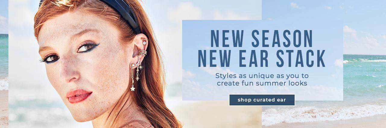 New Season New Ear Stack