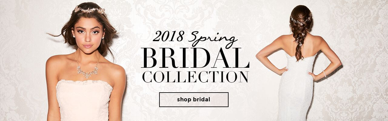 Spring Bridal Collection- Shop Now