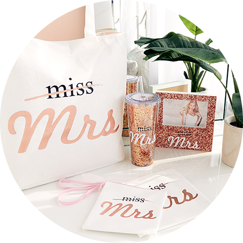 Miss To Mrs. Gift Set