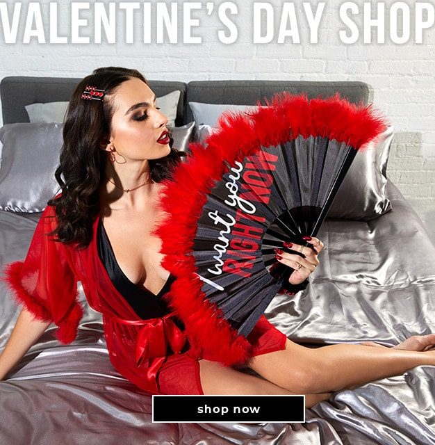 VALENTINES DAY SHOP