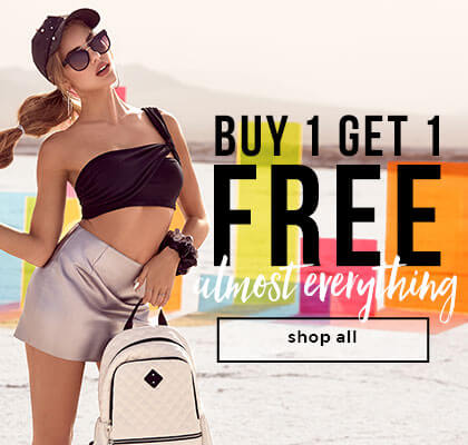 Buy 1 Get 1 Free - Online Only