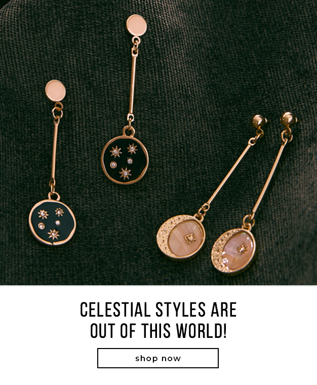 Celestial Styles Are Out of This World!