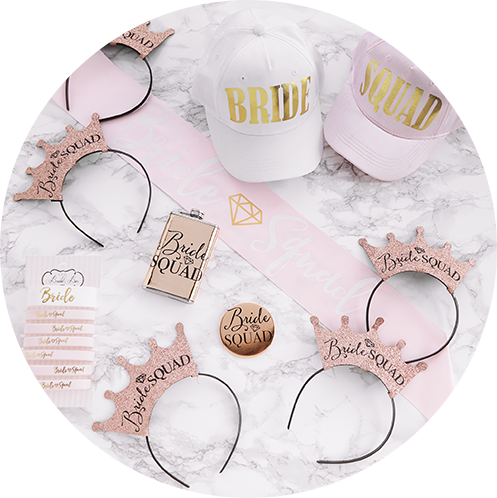 Bride Squad Bachelorette Kit