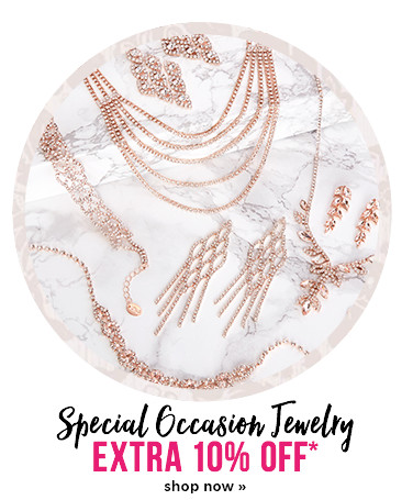 Special Occasion Jewelry