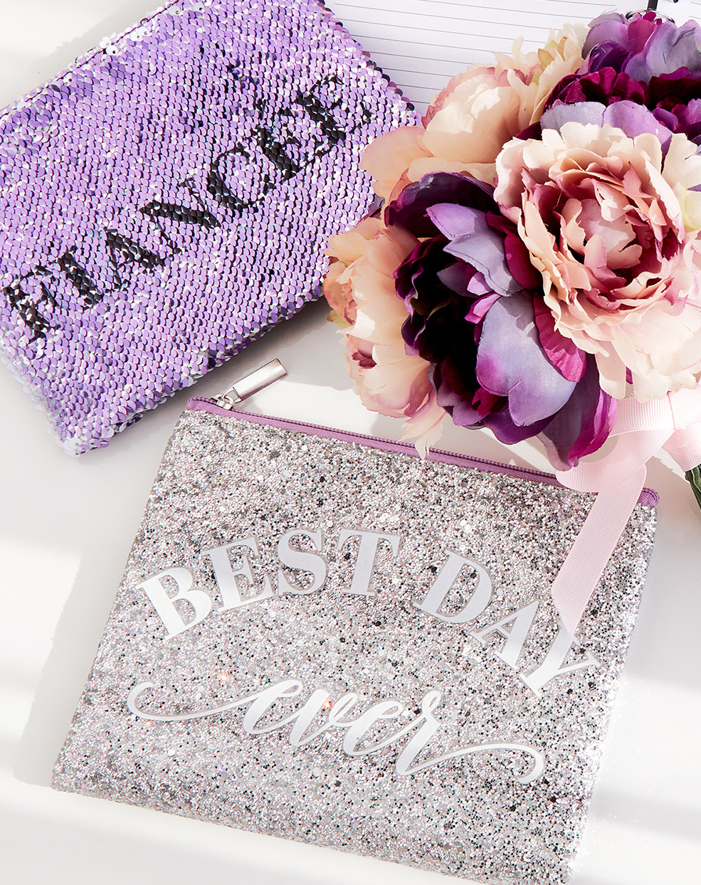 sequined bride journals