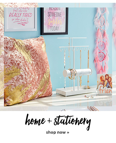 30% Off* Home + Stationery